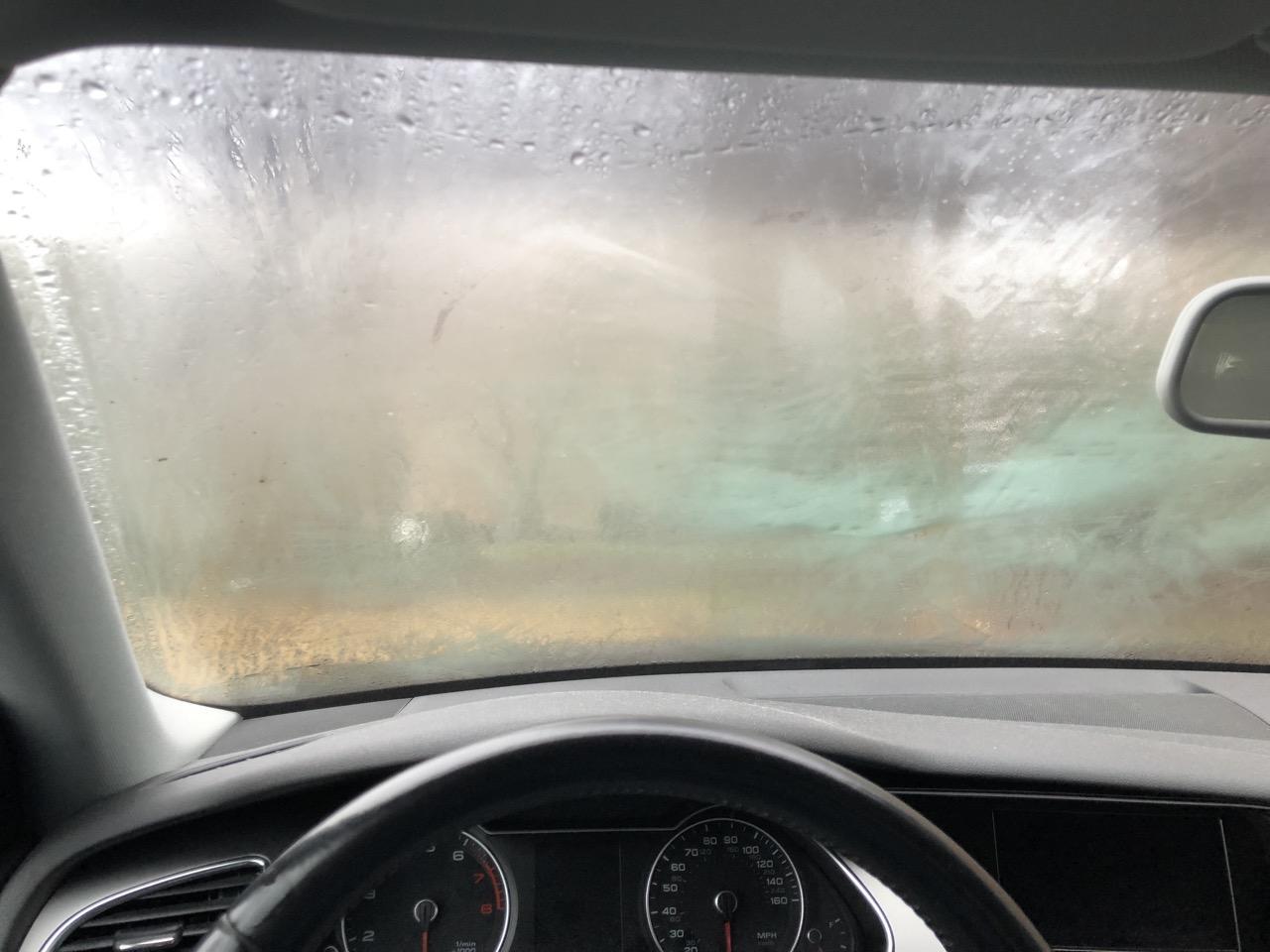 defogging your car windshield with psychrometrics | energy