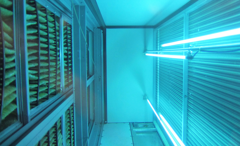 UV Sterilizer Light Ultraviolet Germicidal Disinfection Lamp Ion Air Purifier D