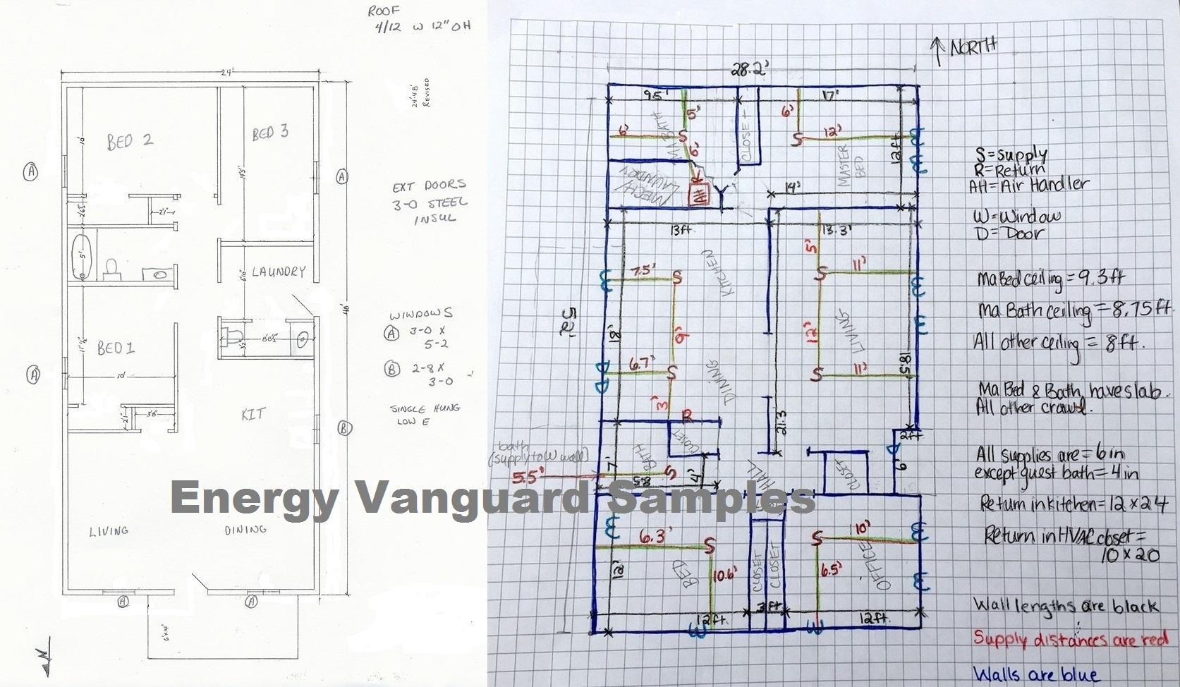 Data Collection | HVAC Design | Energy Vanguard