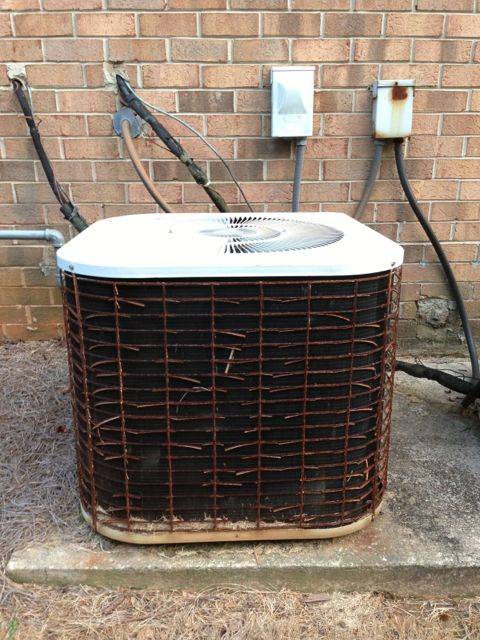 Size Of Your Central Air Conditioner