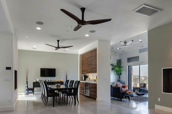 With Ceiling Fans Bigger Is Better
