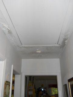Ceiling Paint Peeling Building Science Mystery Moisture 2