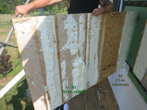 Is this the end of the double wall cold sheathing scare for Thermo sheath insulative sheathing