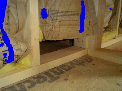 A Visual Guide To Why Fiberglass Batt Insulation Underperforms