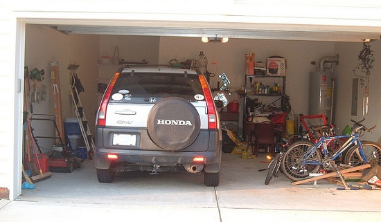 Another Way To Prevent Your Garage From Making You Sick