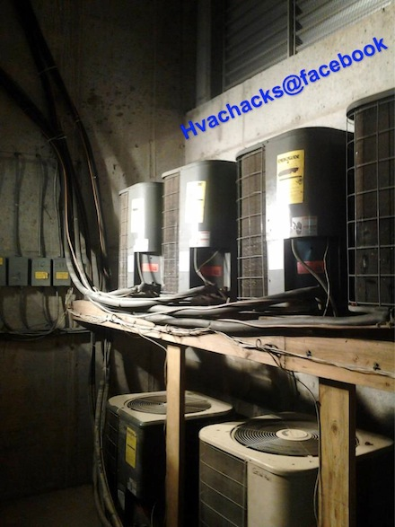 Does A Heat Pump Or Air Conditioner Condenser Need To Go
