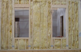 insulation grade III installation compression incomplete fill