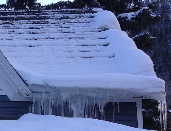 When It Comes To Ice Dams You Can Fix Stupid