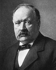 Svante Arrhenius climate change global warming greenhouse effect