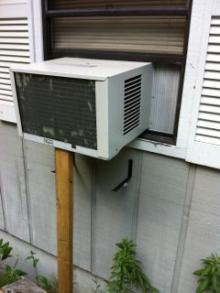 air conditioner extra cooling capacity window unit hvac