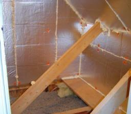 Your Connection To The Blast Furnace Attic Kneewalls