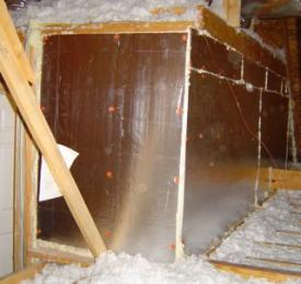 Your connection to the blast furnace attic kneewalls for R value fiberglass batt insulation