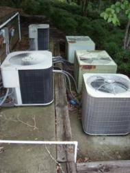 hvac condensing units oversized cooling system design temperatures
