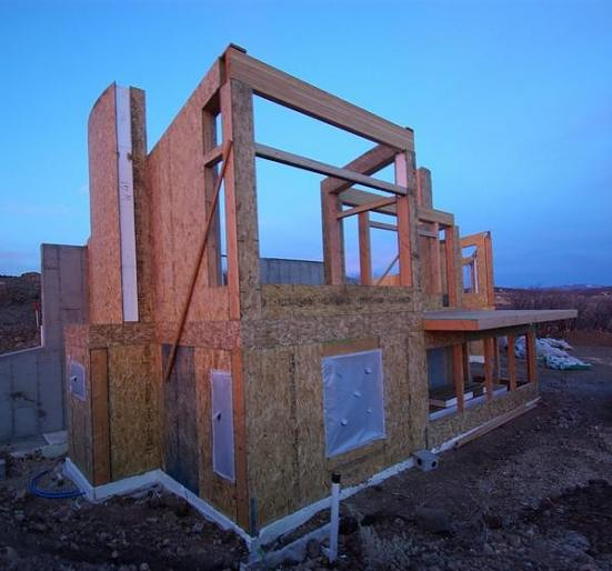 structural insulated panel sip framing building enclosure