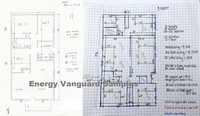 EV Manual J Data Collection Sample FloorPlan