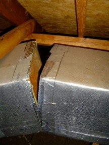A disconnected duct is a common cause of air conditioning struggles.