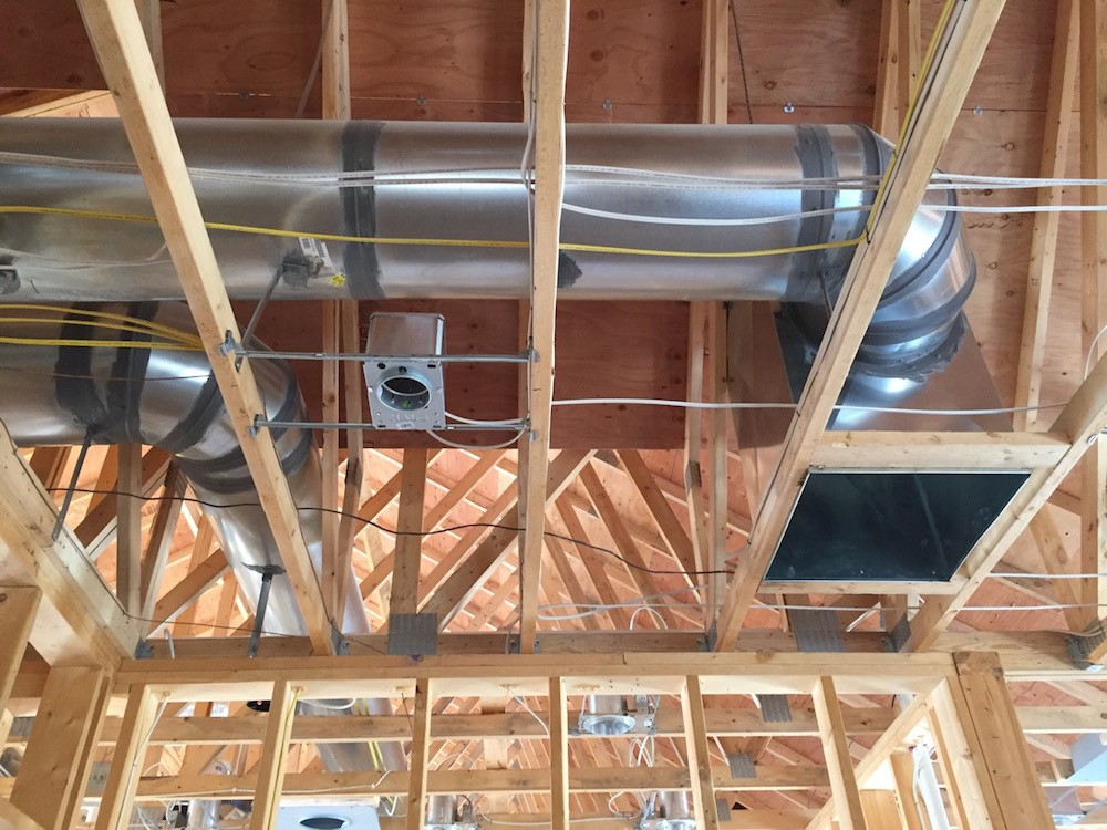 Third party HVAC design
