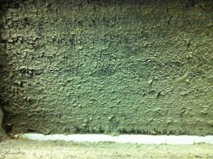 A dirty air conditioner coil can create bad odors