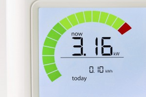 Energy Vanguard Total Energy Use Calculation for Gas and Electricity