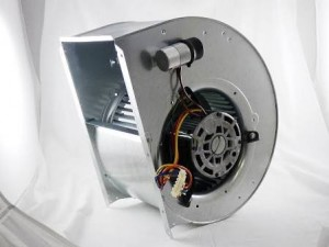HVAC system blower