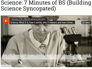 Science podcast on 7 Minutes of BS