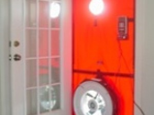 Blower Door testing will be required in the new Georgia energy code.