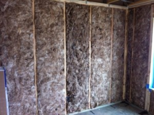 fiberglass batt insulation grade 1 building enclosure