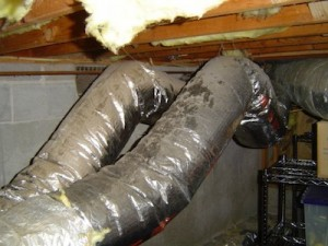 hvac duct flex poorly supported reduced airflow comfort efficiency