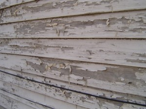 Peeling paint was one of the things that sent us down the wrong path of vapor barriers