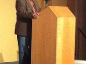 Dr. Joe Lstiburek was the opening keynote speaker at the 2012 Passive House Conference.