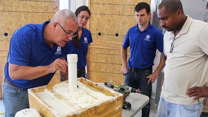 Builders' Boot Camp in Christiansburg, VA, 30-31 August 2017