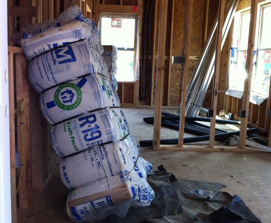 Insulation comes labeled with an R-value, but what does that mean?