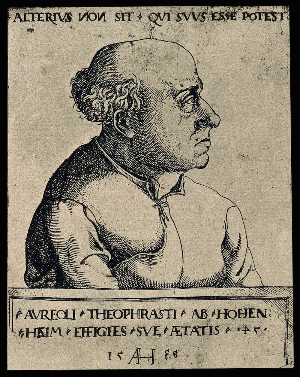 Paracelsus, the father of toxicology