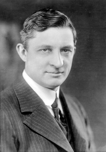 Willis Carrier, inventor of the modern air conditioner