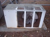 air conditioner hvac seer efficiency duct system old