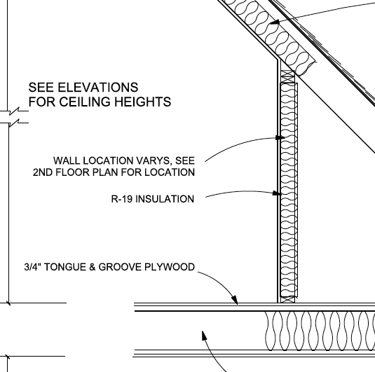 Advice To Architects Draw Those Attic Kneewall Sections Right