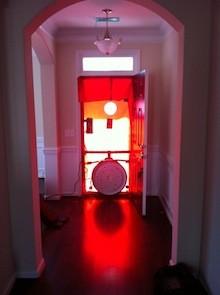 blower door home energy rating savannah