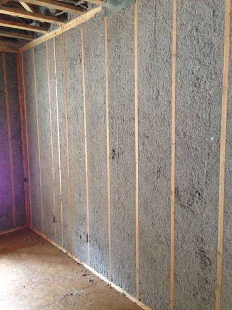 The Diminishing Returns of Adding More Insulation