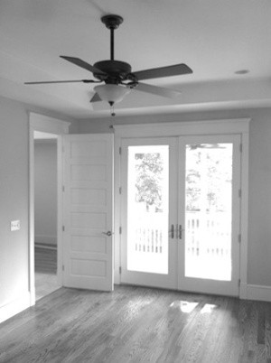 With ceiling fans bigger is better ceiling fan sizing bigger is better aloadofball Gallery