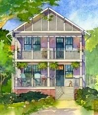 A Pretty Good House