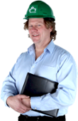 John Godden of Clearsphere will be an assistant instructor in the first HERS rater training class in Canada.