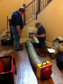 hers home energy rating duct leakage test