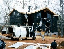 Building a green home invokes the building science learning curve.