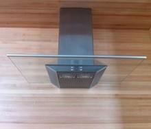 indoor air quality iaq range hood ducted solar decathlon house glass