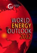 peak oil IEA 2012 World Energy Outlook cover prediction US largest producer