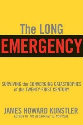 peak oil long emergency james kunstler book cover