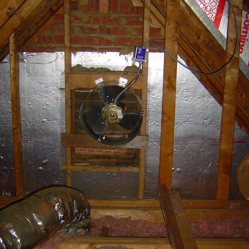 & The #1 Reason Power Attic Ventilators Donu0027t Help