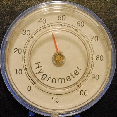 What should the humidity level be in your house canada