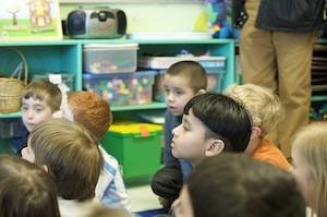 school classroom children ventilation iaq indoor air quality 300