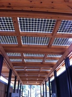 solar decathlon house appalachian state university boone nc bifacial photovoltaic modules canopy